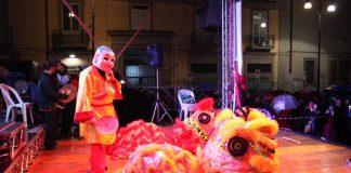 Capodanno cinese a Napoli 2020: l'evento coloratissimo