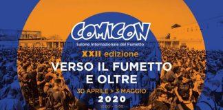 Comicon 2020 a Napoli: biglietti e ospiti