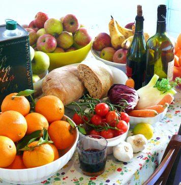 La dieta mediterranea detiene ancora il primato mondiale