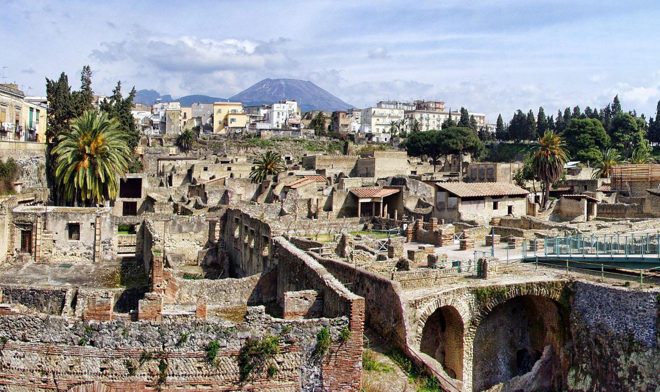 Ercolano, scoperta unica: rinvenuto cervello di una vittima del Vesuvio