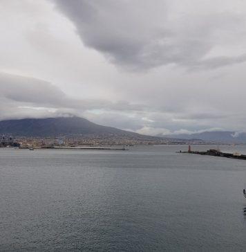 Meteo Napoli: addio al cielo azzurro per questo weekend