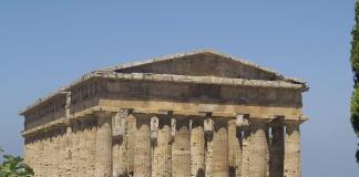 Paestum: apertura del parco giochi a tema archeologico