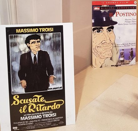 Panchine dedicate a Massimo Troisi, San Giorgio a Cremano