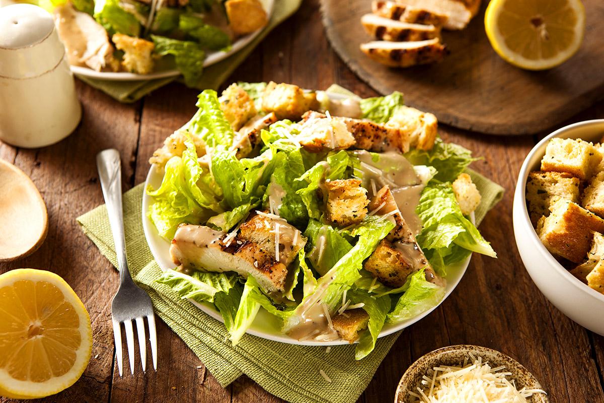 Ricetta insalata di pollo che più versatile non si può!