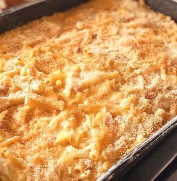 Ricetta pasta con cavolfiore al forno