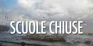 Allerta meteo Napoli, scuole chiuse domani 6 febbraio