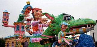 Carnevale 2020 a Bacoli: festa coloratissima vicino al mare