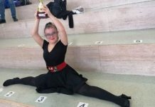 Eleonora, ballerina con la sindrome di down che non le ostacola il primo posto