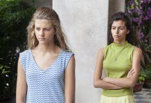 """L'Amica Geniale 2, la """"lite fake"""": la gaffe di Caterina Balivo"""