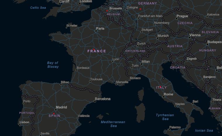Coronavirus, il più alto numero di contagio europeo è in Italia