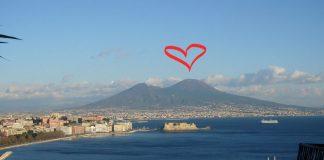 Meteo Napoli a San Valentino: cielo sereno per gli innamorati