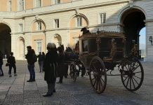 Reggia di Caserta: location di una serie tv mondiale