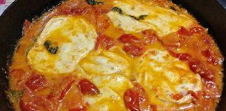 Ricetta provola alla pizzaiola