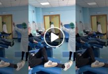 Napoli, donare il sangue ai tempi del Coronavirus