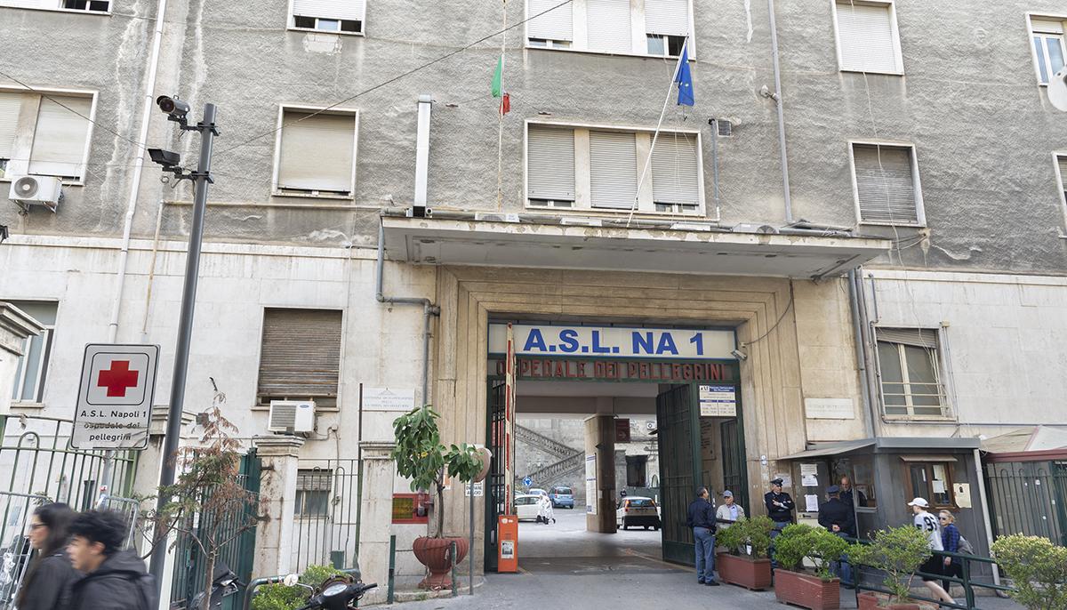 Ospedale Pellegrini, la devastazione e il femminicidio passato in sordina