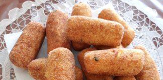 Ricetta dei panzarotti napoletani tradizionali con la sugna