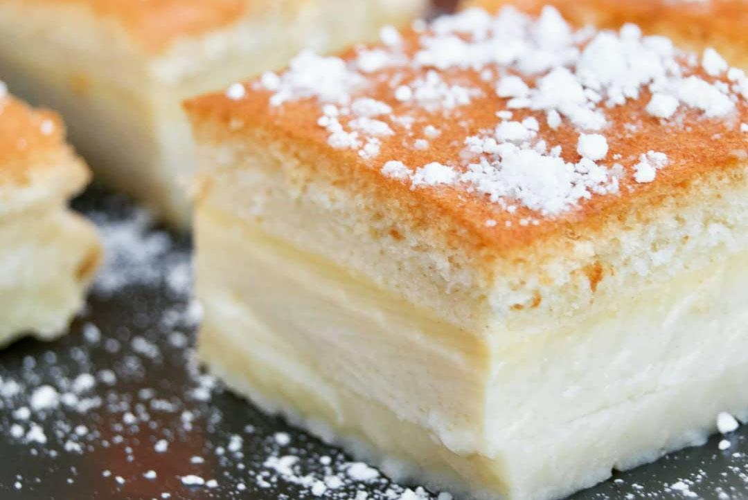 Ricetta della torta magica: il dolce inventato dalla rete