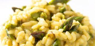 Ricetta risotto agli asparagi
