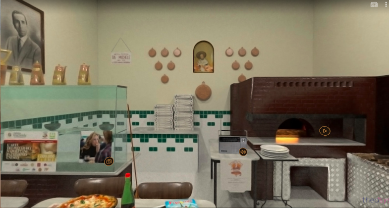 I primi 150 dell'antica Pizzeria da Michele