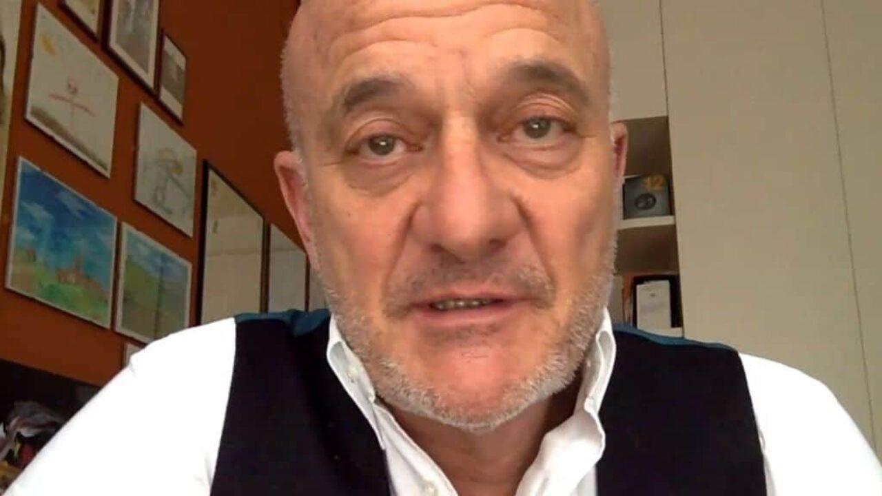 Claudio Bisio, il suo dramma: morte della madre durante la quarantena