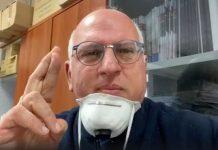 """Paolo Ascierto, la mascherina: """"Non fa male, è una forma di rispetto"""""""