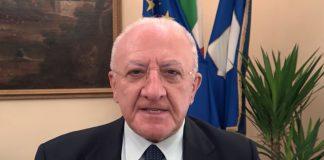 Coronavirus in Campania, nuova ordinanza: ulteriori riaperture
