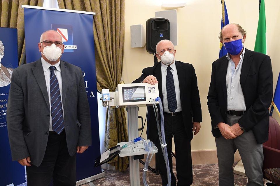 Coronavirus, Campania: 7 milioni per la ricerca