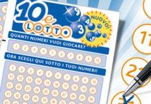 Con il gioco del 10eLotto, la dea bendata bacia di nuovo Napoli