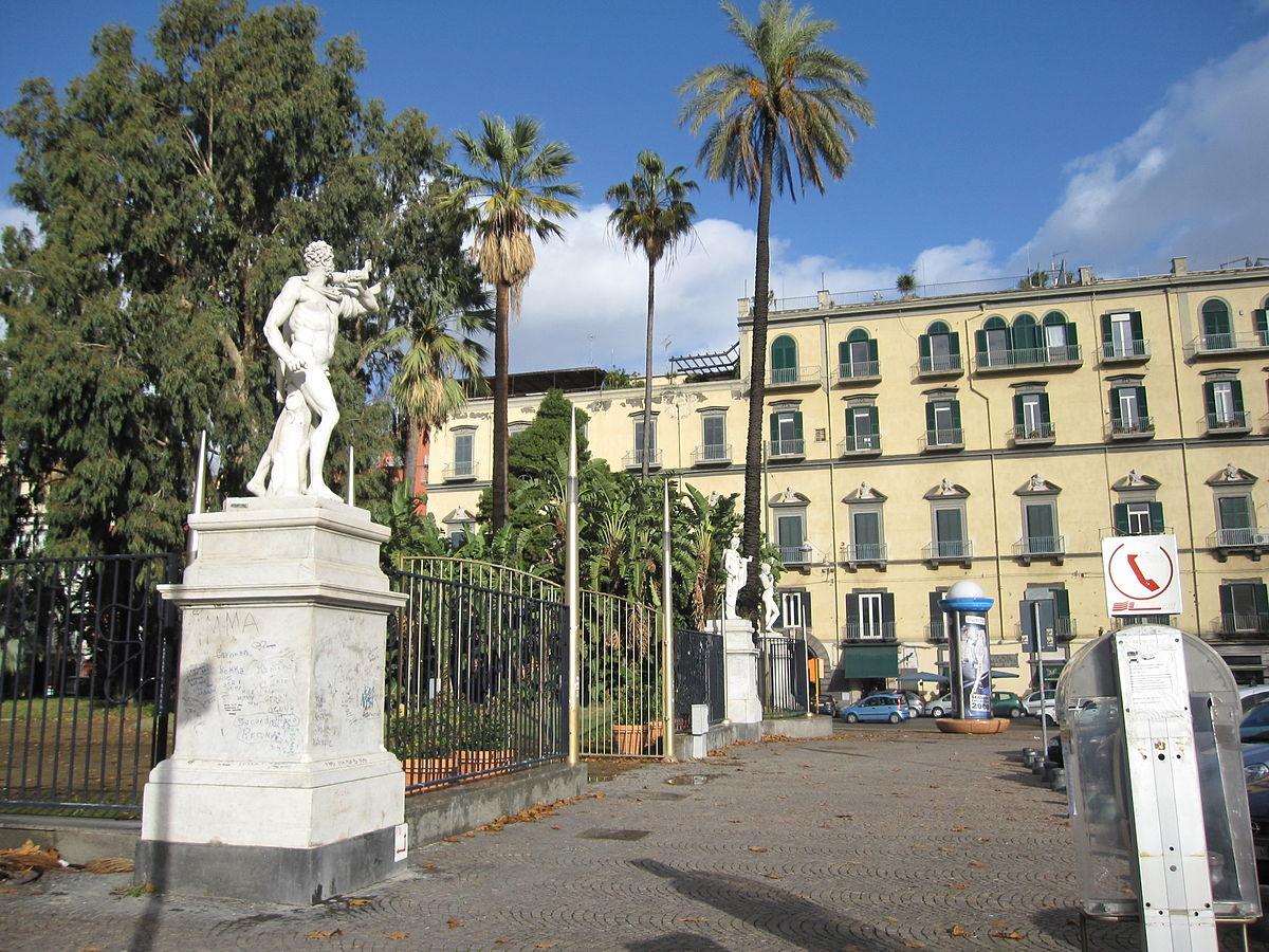 Fase 2 Napoli, riaprono alcuni parchi: ecco gli orari