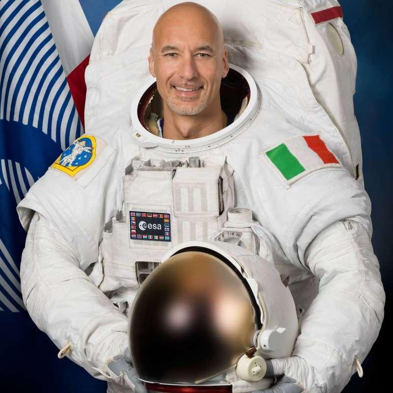 """Coronavirus, Luca Parmitano si scusa: """"Errare è umano"""""""