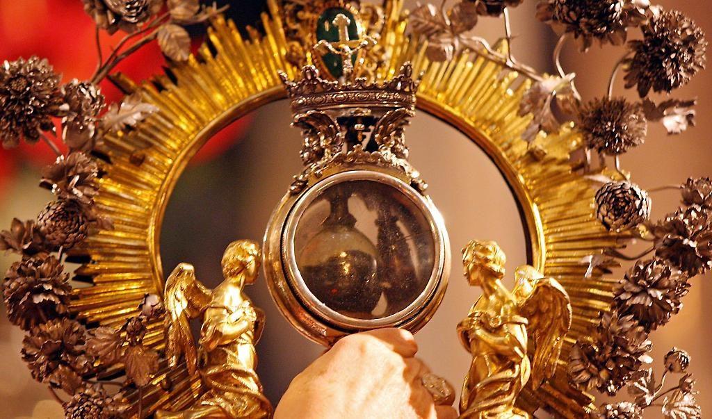 San Gennaro, il primo miracolo del 2020 al Duomo di Napoli