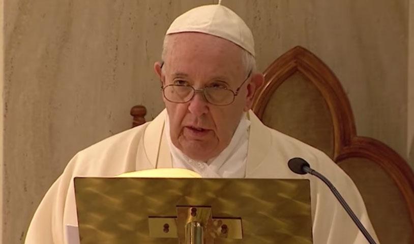 """Primo Maggio, il Papa: """"Oggi ci sono ancora tanti schiavi"""""""