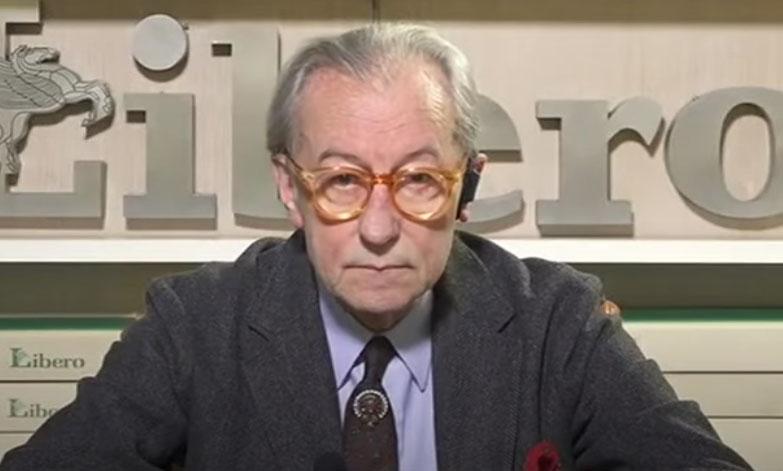 """Vittorio Feltri di nuovo sul Meridione: """"Il Sud la bara della civiltà"""""""