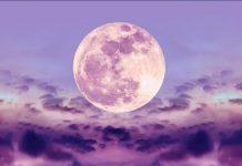 Stasera Luna di Fragola ed una eclissi, la seconda del 2020