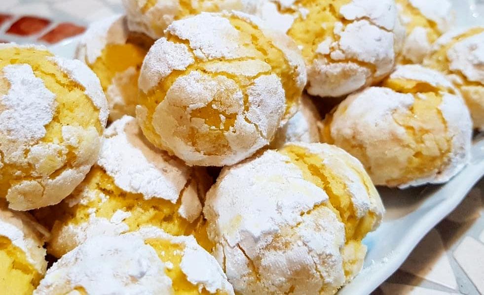 Biscotti al limone e mandorle: la ricetta per farli friabili!