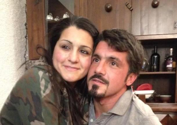 Lutto per il mister del Napoli: morta la sorella di Gennaro Gattuso