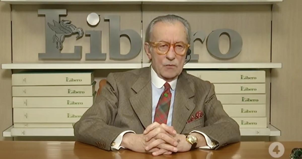 """Vittorio Feltri si dimette da giornalista: """"cercano di imbavagliarlo"""""""