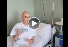 Cassandra continua a studiare anche tra le mura di un'ospedale