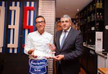 Gino Sorbillo nominato dall'ONU ambasciatore del Turismo Gastronomico
