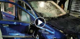 Incidente a San Gennaro Vesuviano: le condizioni dei feriti
