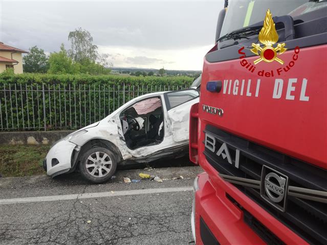 Incidente stradale a San Giuseppe Vesuviano: grave il bilancio