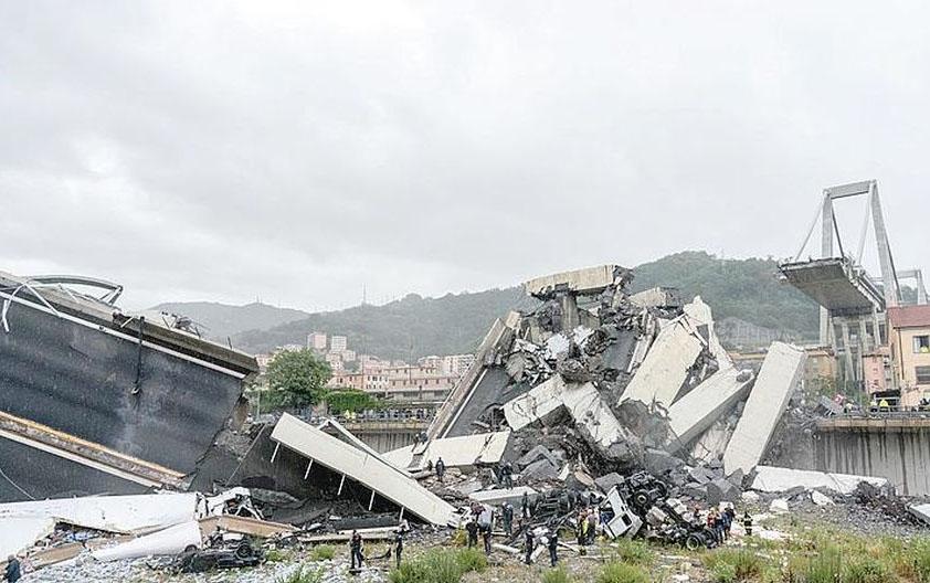 """Ponte Morandi, gestione a Benetton: """"Uno schiaffo a mano aperta"""""""