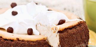 Cheesecake al caffè: la ricetta con l'espresso napoletano