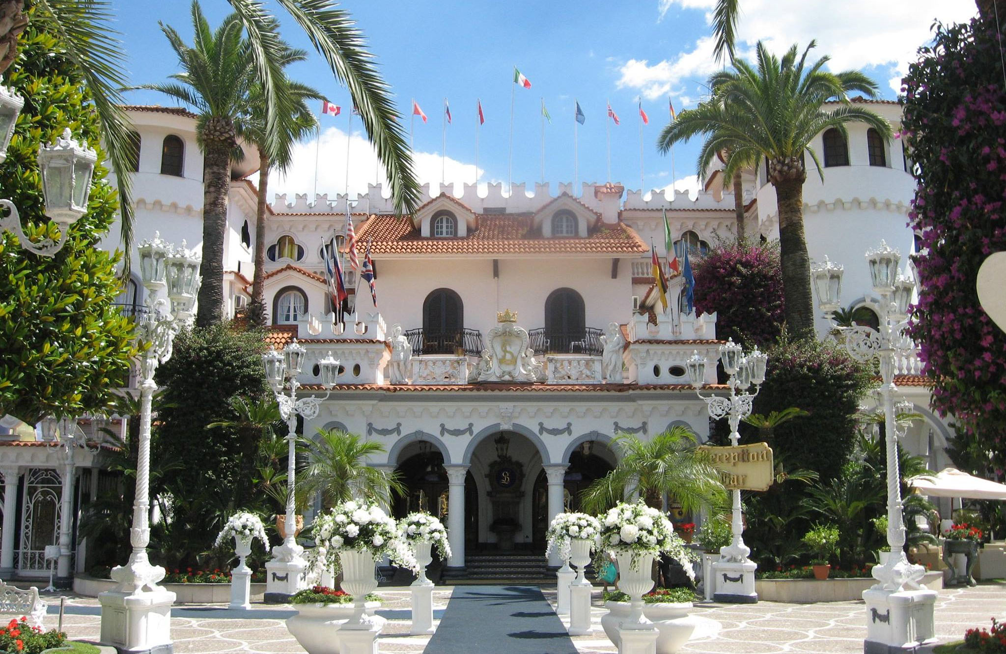 Il Castello delle Cerimonie, addio anche a Rita Greco, positiva al Covid19