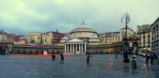 Meteo Napoli, dopo il caldo un breve visita dell'autunno
