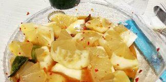 Insalata di limoni di Procida: la ricetta dal sapore isolano