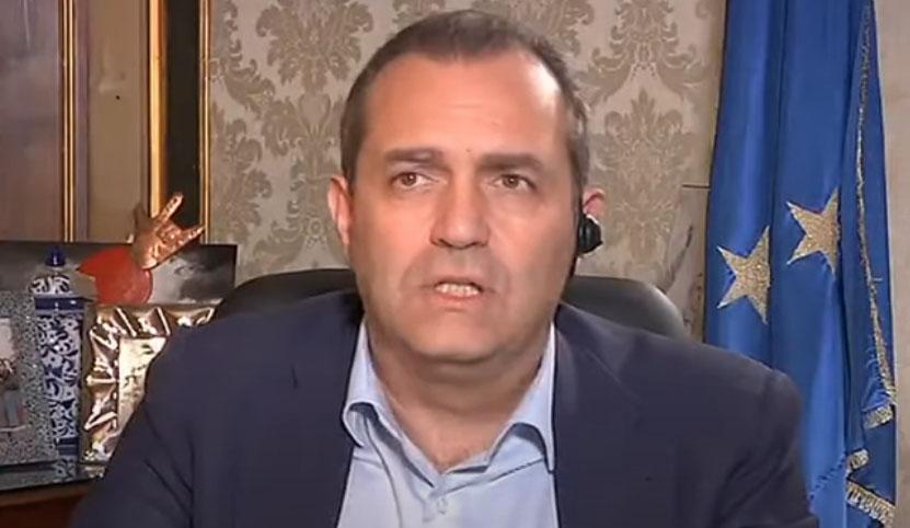 """Coronavirus a Napoli, De Magistris: """"Il lockdown è questione di giorni"""""""