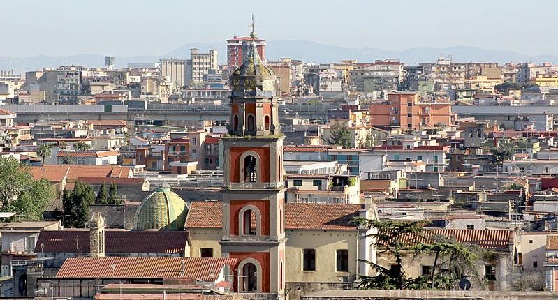 Coronavirus a Napoli: il primo lockdown ad Arzano