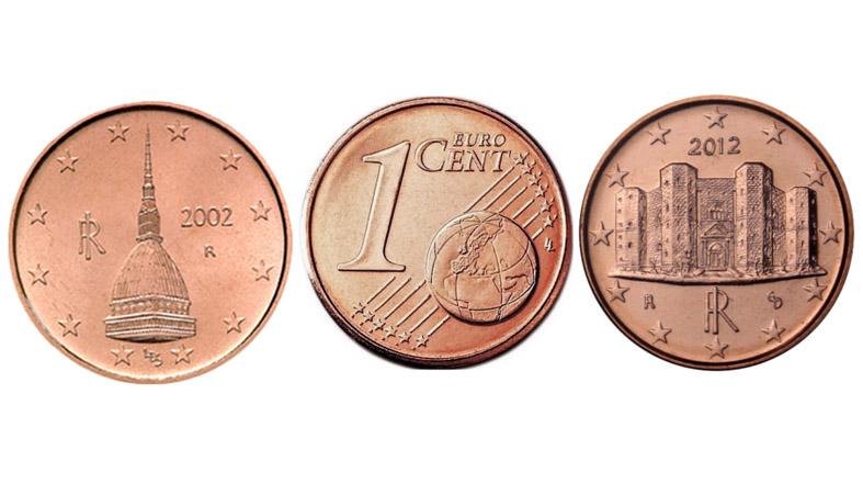 Euro, monete rare: ecco i 2 centesimi che valgono 2.500 euro