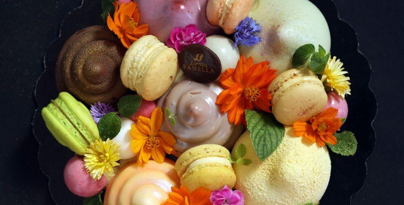 Torta Universo: la ricetta è un'esplosione di sapore e colori